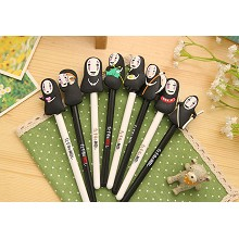 Spirited Away anime pens set(10pcs a set)random