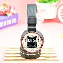 Star BTS headphone