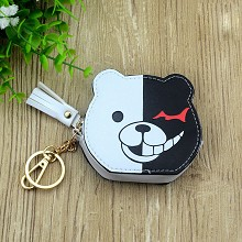 Dangan Ronpa anime coin purse wallet