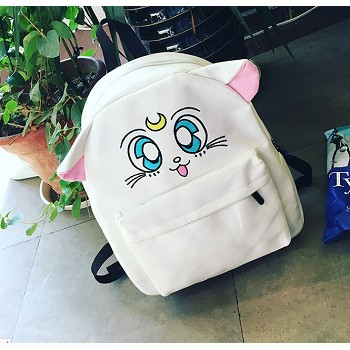 Sailor Moon anime backpack bag
