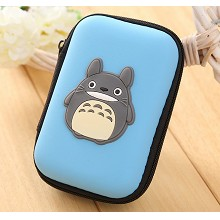 TOTORO anime coin purse wallet