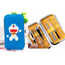 Doraemon anime nail tools set(6pcs a set)