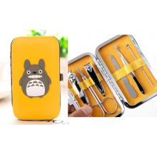 TOTORO anime nail tools set(6pcs a set)