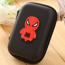 Spider Man anime coin purse wallet