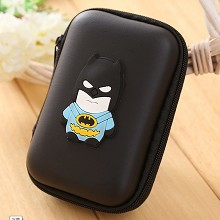 Batman anime coin purse wallet