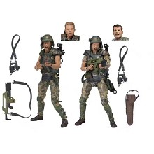 NECA Aliens 30th figures a set