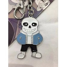 Undertale game key chain