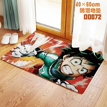 My Hero Academia anime ground mat