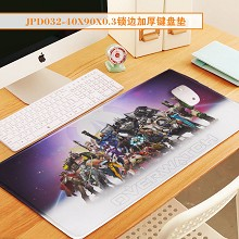 Overwatch Keyboard pad