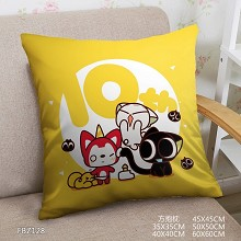 The Legend of LUOXiaohei anime two-sided pillow