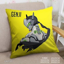 Overwatch two-sided pillow