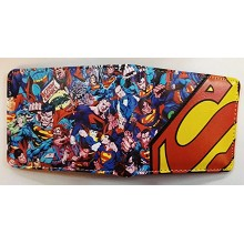 Super man wallet