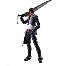 Play arts Final Fantasy Squall Leonhart figure