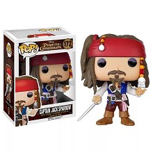 Funko POP172# Pirates of the Caribbean figure