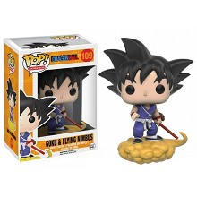 Funko POP109# Dragon Ball Son Goku figure