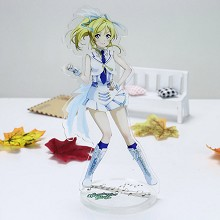 Lovelive Ellie anime acrylic figure