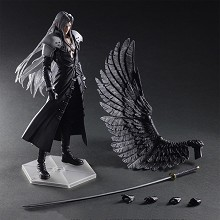 Play arts Final Fantasy VII Sephiroth figure