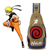 Naruto anime chest pack bag