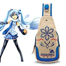 Hatsune Miku anime chest pack bag