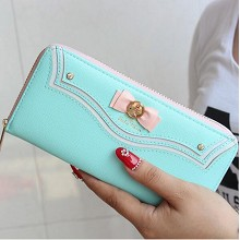 Sailor Moon anime long wallet