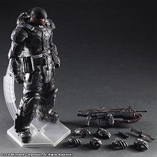 Play arts War Machine figure