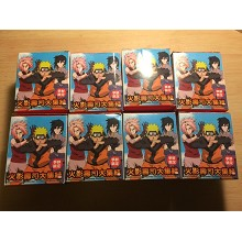 Naruto anime figures set(8pcs a set)