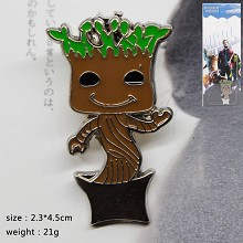 Guardians of the Galaxy pin
