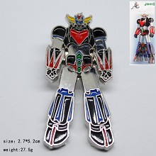 Grendizer brooch pin