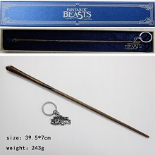 Fantastic Beasts and Where to Find Them magic wand