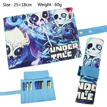 Undertale pen bag