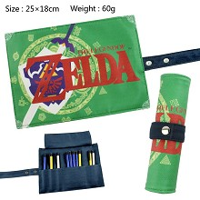 The Legend of Zelda pen bag