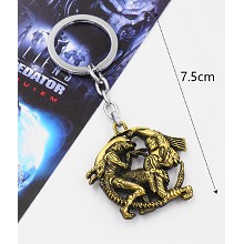 predator requiem key chain
