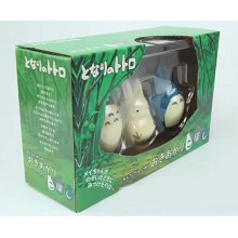 TOTORO anime figures set(3pcs a set)