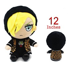 12inches YURI on ICE anime plush doll