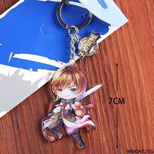Hero Moba key chains(price of 5pcs)