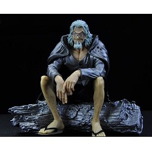 One Piece Silvers Rayleigh anime figure