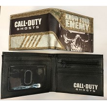 Call of Duty Ghosts wallet