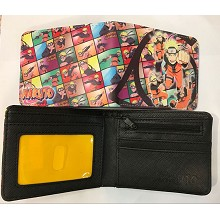 Naruto anime wallet