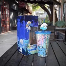 The Smurfs cup