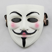 V for Vendetta cosplay mask hallowmas mask
