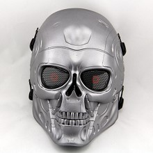 The Terminator cosplay mask hallowmas mask