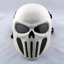 Punisher cosplay mask hallowmas mask
