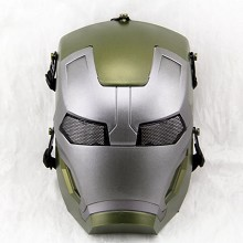 Iron Man cosplay mask hallowmas mask