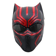 Black Panther cosplay mask hallowmas mask