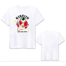 Parasyte anime cotton t-shirt