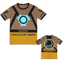 Overwatch cotton t-shirt