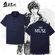 Tomb Notes anime cotton t-shirt