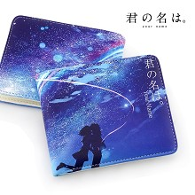 Your name anime wallet