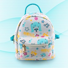 Hatsune Miku anime backpack bag