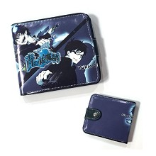 Ao no Exorcist anime wallet